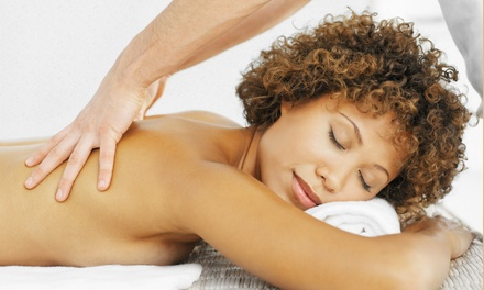 $28 for a One-Hour Massage with Health Screening at HealthSource Chiropractic and Progressive Rehab ($79 Value)