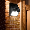 Solar-Powered Motion-Sensing LED Lights (2-Pack)