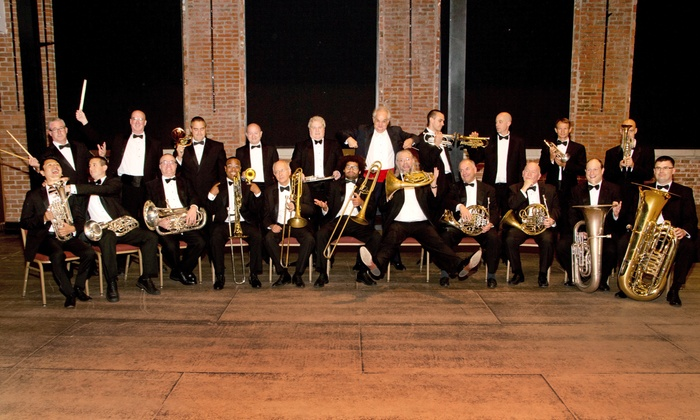 River City Brass Mardi Gras Gala Concert and After-Party - Carnegie Music Hall: River City Brass Mardi Gras Gala Concert and After-Party on Friday, February 12, at 8:30 p.m.