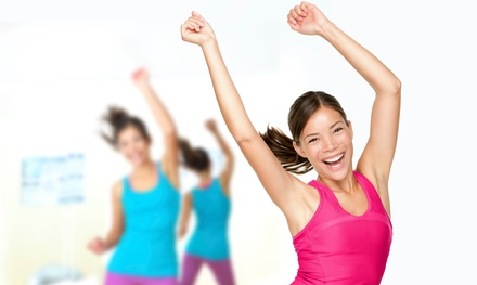 5 or 10 Zumba and/or BellyFit Classes with Genny B Fitness (Up to 71% Off)