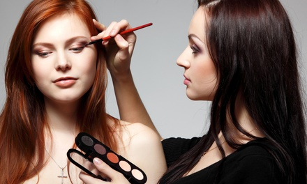 Two-Hour Make-Up Course at The Studio Academy