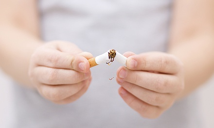 $149 for Three Laser Smoking-Cessation Treatments at Omega Laser ($300 Value)