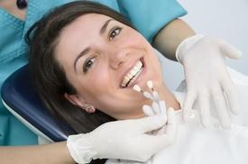 Delight Dental Studio: Up to 84% Off Exam & Whitening at Delight Dental Studio