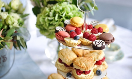 Afternoon Tea and Hot Chocolate for Two or Four at Angels Coffee Shop