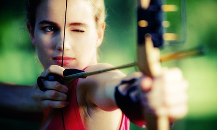 Archery Field & Sports - Altoona: One Hour of Bow-and-Arrow Rental and Practice for One or Two at Archery Field & Sports in Altoona (Up to 56% Off)