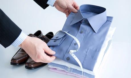 2 o 3 camisas a medida personalizadas y con iniciales bordadas desde 79 € en Argüelles