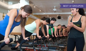 Core Studio: 5 or 10 Core SPX, Core Cycle, Core Barre, or Core 30/30 Fitness Classes at Core Studio (72% Off)