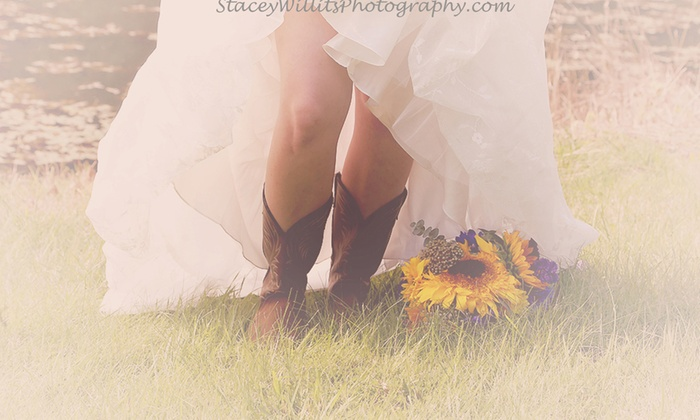 Stacey Willits Photography - Eugene: 45-Minute Outdoor Photo Shoot from Stacey Willits Photography (65% Off)