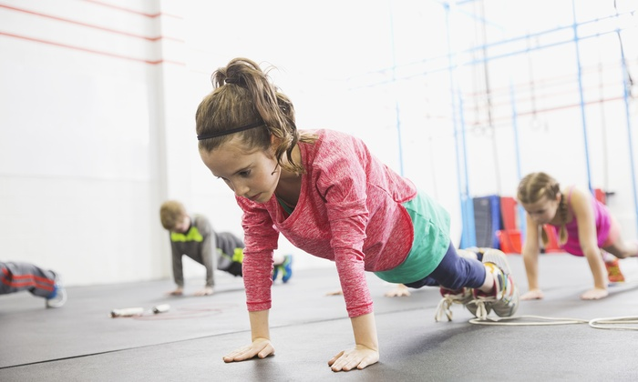 Park Side Cross Fit - North Hollywood West: $40 for Eight 45-Minute Fun and Functional Fitness Classes for Children at Parkside CrossFit ($80 Value)