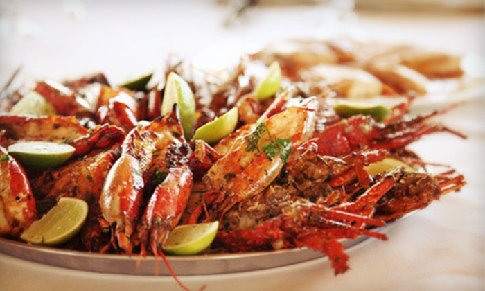 Bobby's Krazy Krabs - Centerville,Little Kabul: $20 for $40 Worth of Cajun Seafood at Bobby's Krazy Krabs