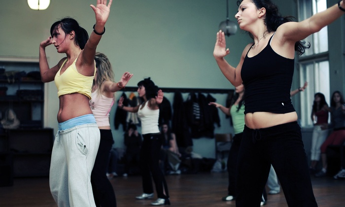 The Z Spot - Back Bay: 10 or 20 Zumba Classes at The Z Spot (Up to 53% Off)