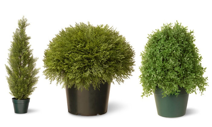 Outdoor Artificial Shrubs Sold In Winnipeg 110