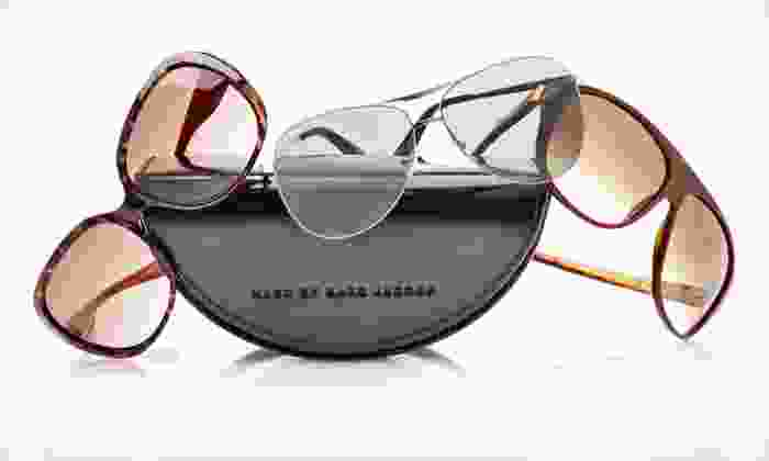 Marc by Marc Jacobs Sunglasses: Marc by Marc Jacobs Sunglasses (Up to 67% Off). 16 Styles Available. Free Shipping and Free Returns.