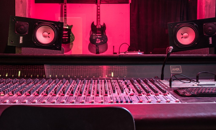 Energy Studios Austin - Energy Studios Austin: One or Five Days of In-Studio Recording with an Engineer at Energy Studios Austin (Up to 50% Off)