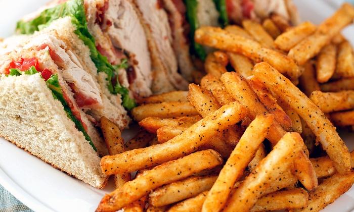 Omega Restaurant - Niles: $15 for $30 Worth of American Cuisine at Omega Restaurant