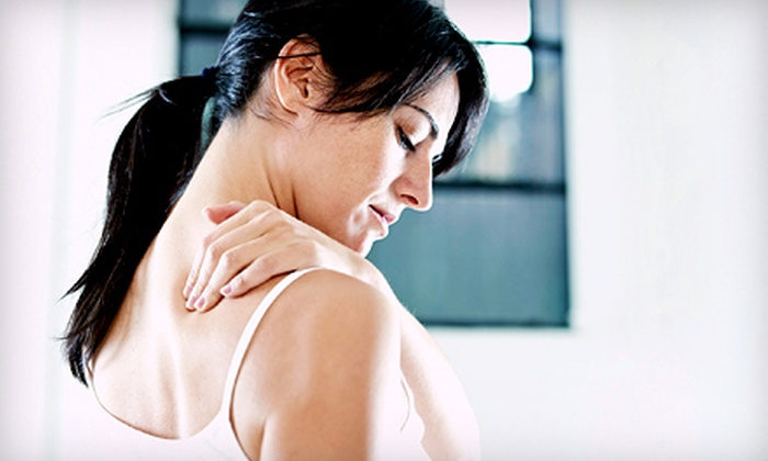 Atlas Chiropractic Center - Phoenix: $45 for Three-Visit Chiropractic Package with Exam and Massages at Atlas Chiropractic Center ($565 Value)