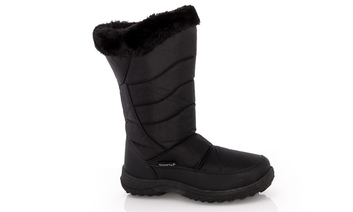 Snow Tec Frost Women's Snow Boots (Size 9) | Groupon