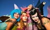 Tap House - Huntington Beach: Halloween Party with Drinks for One or Two at Tap House - Huntington Beach (Up to 55% Off). Three Dates Available.