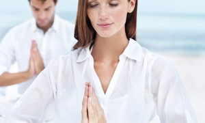 $40 For Five Yoga Classes At Harmony Yoga ($65 Value)