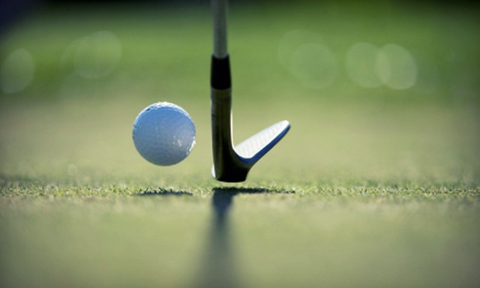 Audubon Golf Course - Amherst: $35 for 18 Holes of Golf with Cart and Range Balls for Two at Audubon Golf Course ($74 Value)
