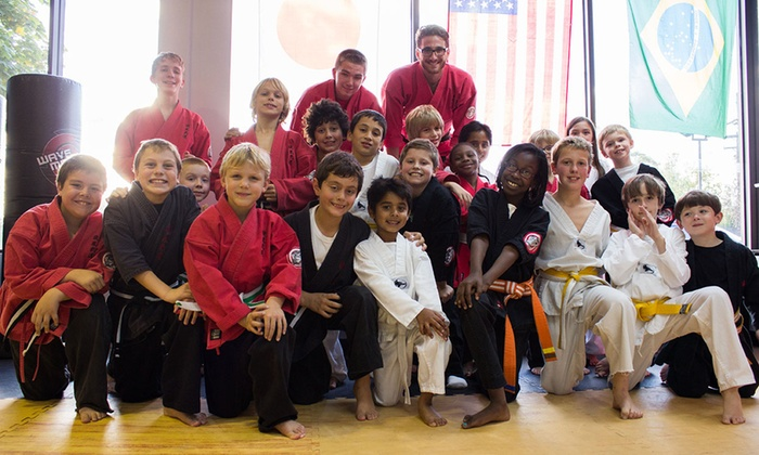 True Martial Arts - Farmington: $138 for $275 Worth of Martial Arts Sports Camp at True Martial Arts