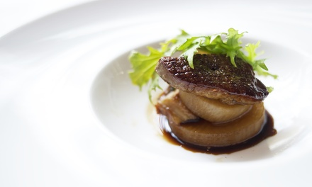 Menu avec entrée et plat ou plat et dessert pour 2 personnes, à 27,90 € au restaurant La Relève