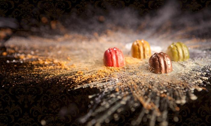 Jean-Marie Auboine Chocolatier  - Jean-Marie Auboine Chocolatier : Chocolates and Candies or Bento Box at Jean-Marie Auboine Chocolatier (Up to 50% Off)