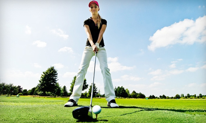 Sassy Golf - Cherry Creek: 30-Day, 60-Day, or One-Year Ladies' Membership Package with Lessons from Sassy Golf (Up to 84% Off)