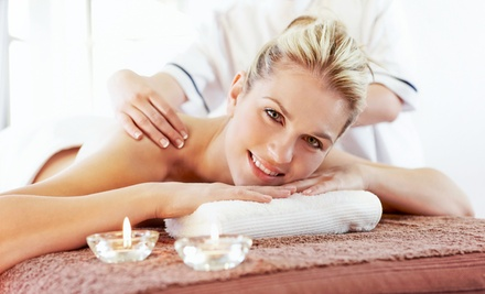 30- or 60-Minute Body Massage with a Reflexology Treatment at New Happy Day Spa (Up to 36% Off)