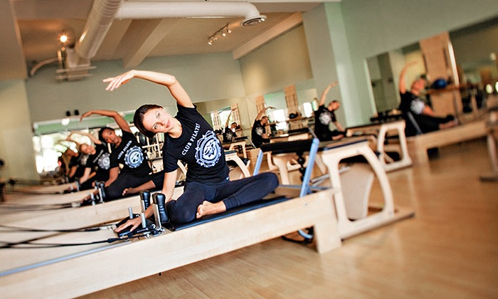 Club Pilates - Woodland Hills: One or Two Months of Unlimited Pilates Classes at Club Pilates (Up to 52% Off)