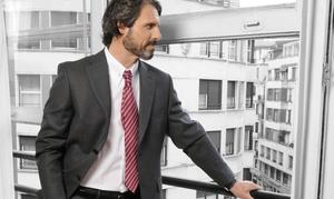 Sastrería Foraster : Traje personalizado hecho a medida por 390 € en Sastrería Foraster