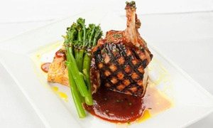 Keon's: American Bistro Meal for Two at Keon's (Up to 48% Off). Two Options Available.