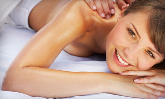 Bliss Massage Company - St. Charles Greenwood,Virginia Highland: Massage with Optional Facial and Body Scrub at Bliss Massage Company (Up to 68% Off)