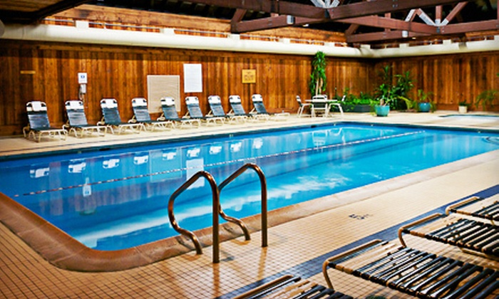 Heritage Hotel Health Club - Southbury, CT: One- or Three-Month Membership to Heritage Hotel Health Club (Up to 61% Off)