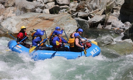 $65 for a One-Day Whitewater-Rafting Trip on the South Fork American River Chili Bar ($119 Value)