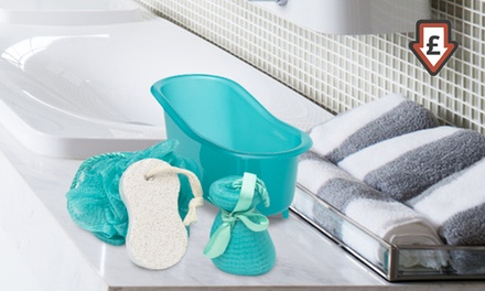 One or Two FourPiece Bath Sets