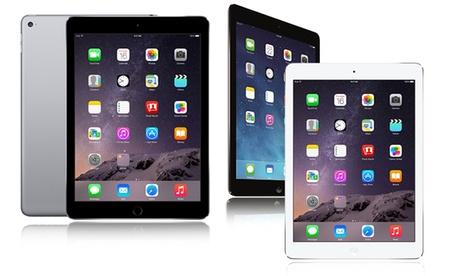 iPad Air e iPad Air 2 WiFi o WiFi + LTE fino a 64 GB. Vari modelli disponibili