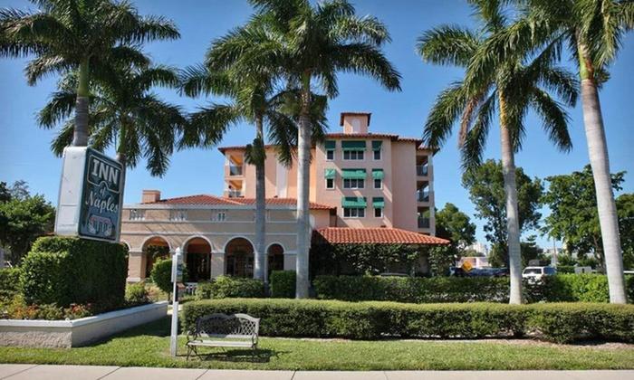 Inn of Naples - Naples, FL: One-Night Stay at Inn of Naples in Naples, FL