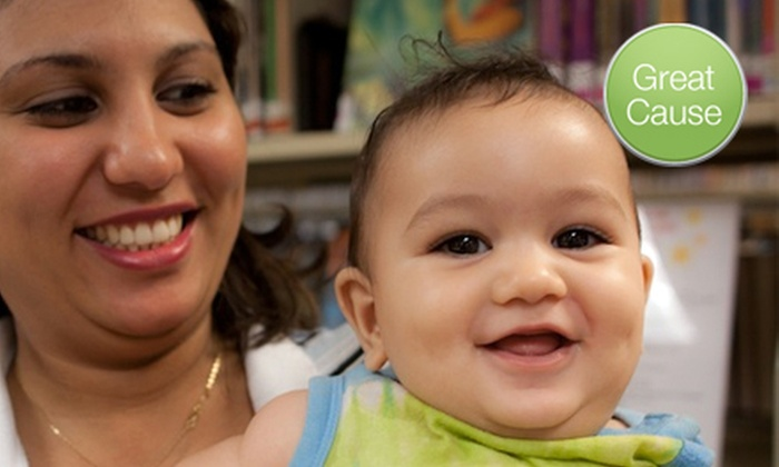 Arlington Public Library - Arlington: If 42 People Donate $10, Then Arlington Public Library Can Fund My First Library Card Packs for New Mothers and Babies