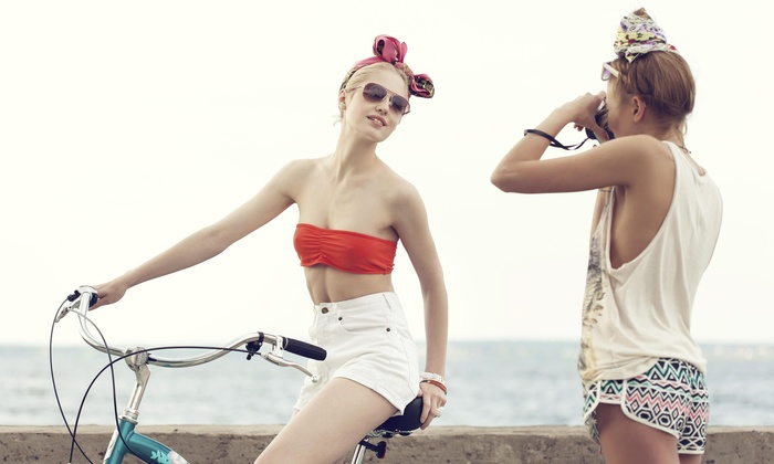 Blindeyephotos - Miami: 60-Minute On-Location Photo Shoot and Disc of Edited Photos from Blindeyephotos (70% Off)