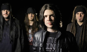 Saliva and Autograph: Saliva on April 7 or Autograph on April 17 with Drinks at Diesel Concert Lounge (Up to 57% Off)