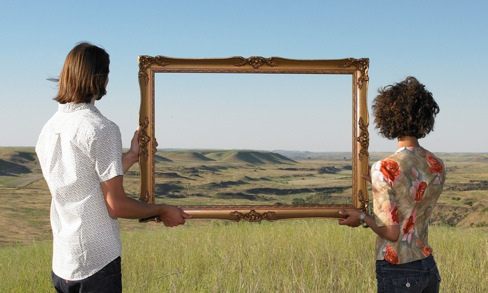 Art is in Everthing - Ruby Hill: $100 for $200 Worth of Custom Framing at Art is in Everything