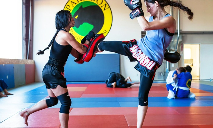 Valor Academy - Valor Academy: One-Month MMA and Fitness Membership for One or Two at Valor Academy (Up to 74% Off)