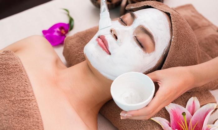 Adara Med Spa - Arroyo Grande: Express Facial, One or Three 60-Minute Custom Facials, or Custom Back Facial at Adara Med Spa (Up to 54% Off)