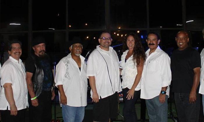 David Perez Band - Sacramento: $400 for $800 Groupon — David Perez Band