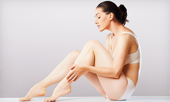 Luna Vision and Laser - Multiple Locations: Six Laser Hair-Removal Sessions for a Small, Medium, or Large Area at Luna Vision and Laser (Up to 90% Off)