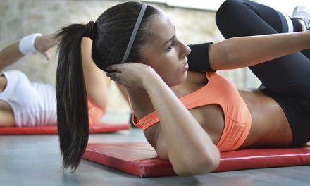 $15 for $50 Worth of Fitness Classes — House of Fitness