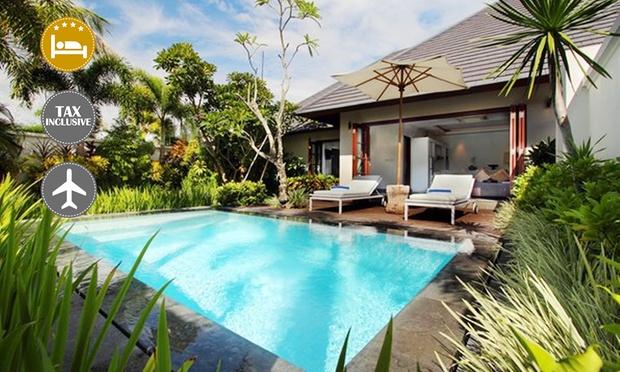 Seminyak: 4* Pool Villa + Flights 0