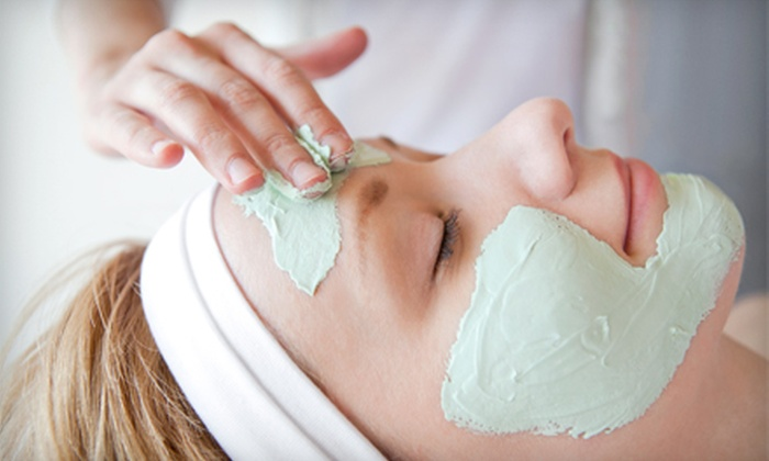 The Skin Spa of Wake Forest - Wake Forest: One or Three Spa Packages with a Microdermabrasion Facial and a Mud Wrap at The Skin Spa of Wake Forest (Up to 54% Off)