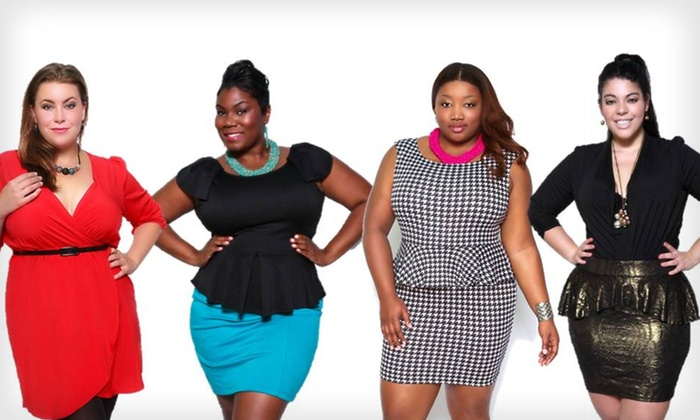 Eddy and Bri: $39 for $100 Worth of Plus-Size Women's Apparel at Eddy and Bri
